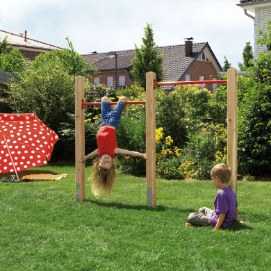 holz speckmann kinderpielger te spielturm spielreck. Black Bedroom Furniture Sets. Home Design Ideas