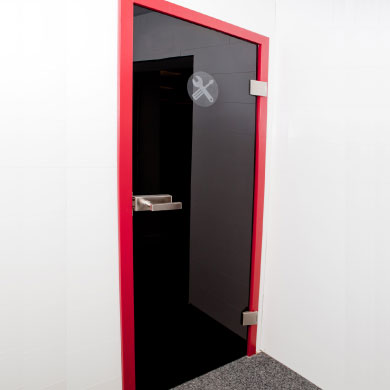 holz speckmann glast ren pendelt r schiebet r glasschiebet r eingangsfront erkelenz. Black Bedroom Furniture Sets. Home Design Ideas